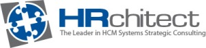 HRchitect logo with HCM tag